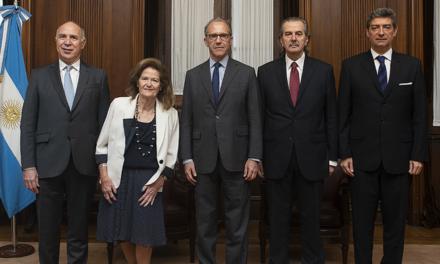 La Corte Suprema frenaría la quita de la coparticipación a la Ciudad que anunció Alberto Fernández