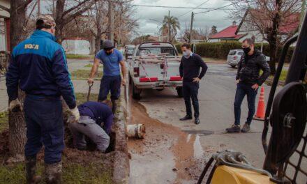 En los últimos dos meses, el  Municipio gestionó 460 reparaciones ante ABSA