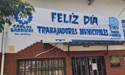 24 de septiembre Día del Trabajador Municipal.