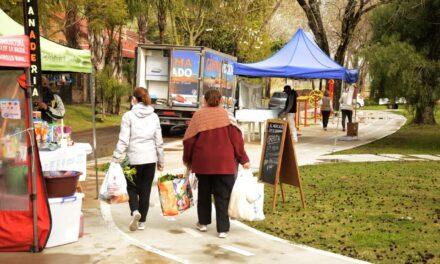 Los puestos de abastecimiento visitarán mañana la Plaza de Las Carretas