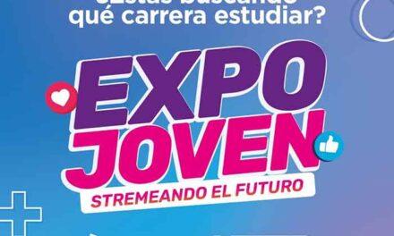 """La quinta edición de""""Expo Joven"""" será virtual"""
