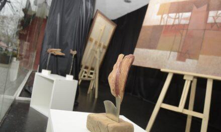Se inauguró la muestra de la artista plástica Ana Dragone