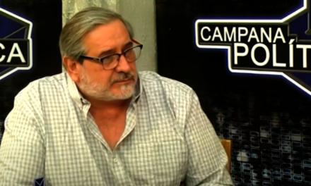 """Gustavo Parravicini: """"En Campana adquirir tierras o una propiedad es imposible, no hay planificación en el tema habitacional"""""""
