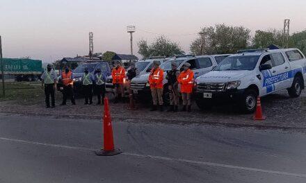 En un nuevo operativo de tránsito, secuestran varias motos por irregularidades