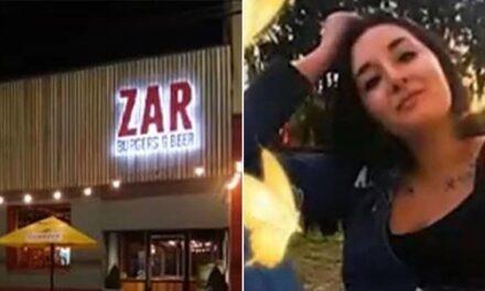 """La insólita explicación del dueño del bar de San Miguel: """"No pasó nada grave, se prendió fuego la chica y empezó a los gritos"""""""