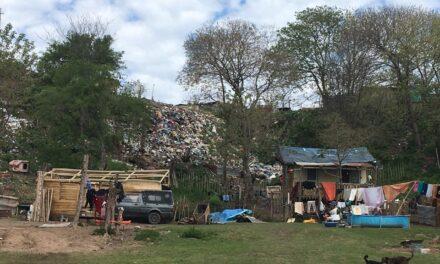 """PJ-FRENTE DE TODOS:  """"Conviven con la basura y no tienen ni calle ni luz"""""""