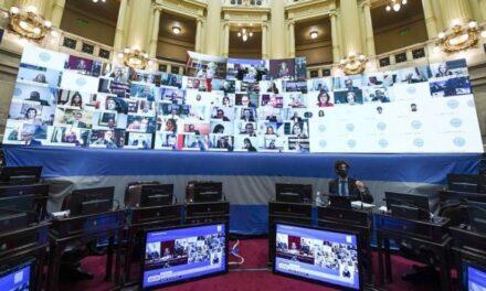 Coparticipación: el Senado le dio media sanción al proyecto que le quita fondos a CABA