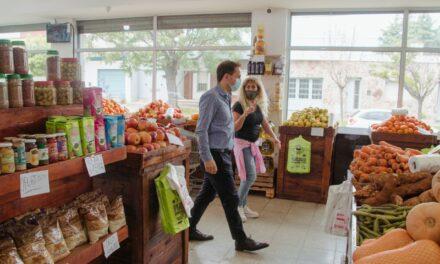 El Intendente agradeció a los comerciantes por seguir apostando a la ciudad