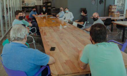 El Intendente encabeza reuniones de trabajo con todas las secretarías del Municipio