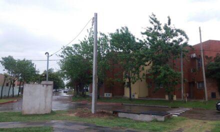 Por gestiones del Municipio, ABSA realizó trabajos para mejorar la presión del agua en varios sectores de la ciudad