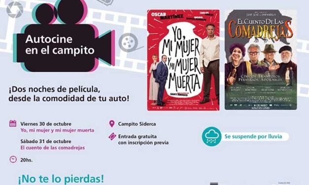 Se viene un nuevo Ciclo de Cine de Tenaris y Fundación PROA