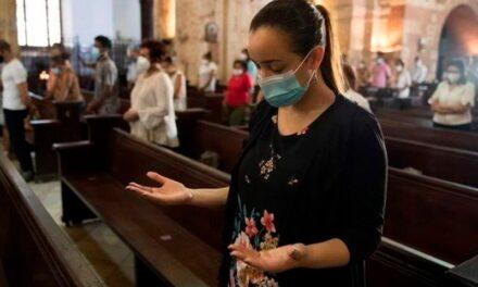 Brindan detalles del protocolo para la realización de actividades religiosas