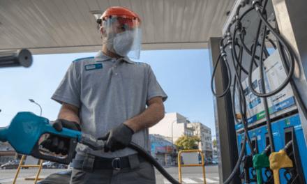 COMBUSTIBLE: YPF aumenta 2,5% promedio los precios de la nafta y el gasoil