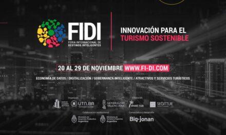 Campana exhibe sus atractivos turísticos en la primera Feria Internacional de Destinos Inteligentes