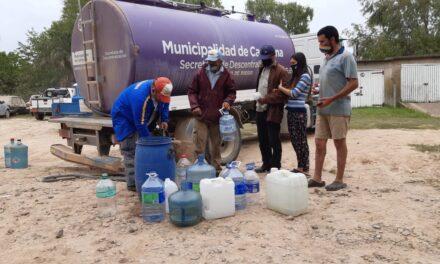 Importante operativo especial de asistencia a vecinos del sector islas