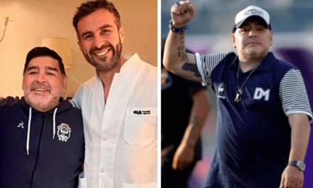 """Causa Maradona: allanan e imputan por """"homicidio culposo"""" al médico Leopoldo Luque"""