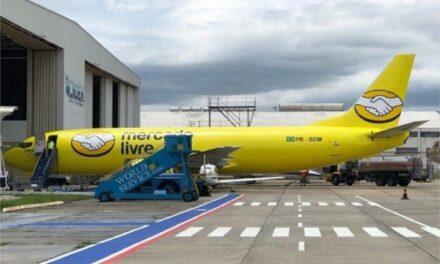 Mercado Libre crea su propia flota de aviones de carga