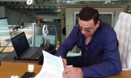 ZARATE: Cáffaro firmó el convenio marco de adhesión al Plan Nacional de Suelo Urbano