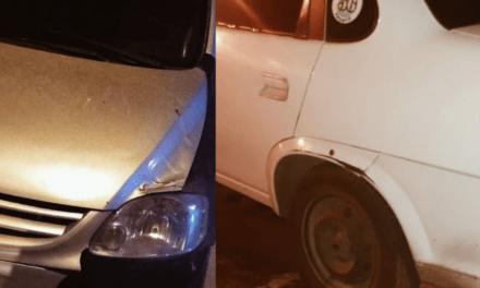 La Dirección de Tránsito secuestró dos vehículos por alcoholemia positiva