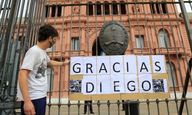 El Gobierno confirmó que el velorio de Maradona se realizará en Casa Rosada y esperan un millón de personas