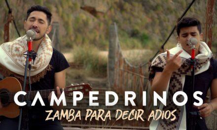 Campedrinos celebran el día de la tradición con un videoclip