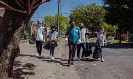 Exitosa jornada de limpieza y concientización sobre el reciclado en Ariel del Plata