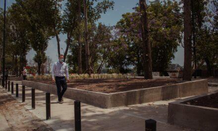 Nueva Costanera: en los próximos días se habilitará el sector de estacionamiento
