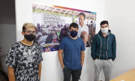 La juventud del PRO Campana también criticó los subsidios de Kicillof para usurpadores