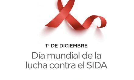 El Municipio conmemora el Día Mundial de la Lucha contra el Sida