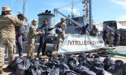 Zarate: El Municipio y la Armada Argentina realizaron un nuevo abordaje territorial en el sector isleño