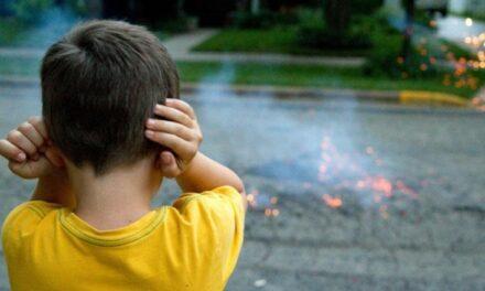 Peligros de la pirotecnia en los niños; Recomendaciones