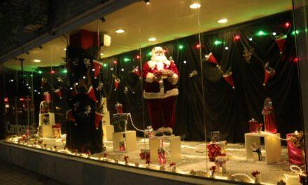 El espíritu navideño se siente en la ciudad