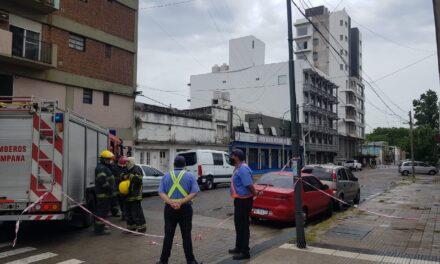 Falsa alarma: evacuaron el sanatorio y la sede de la UOM por una amenaza de bomba