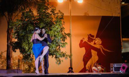 El Municipio celebró el Día Nacional del Tango con un espectacular show en vivo