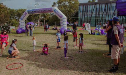 """Mañana, segunda jornada de """"Juegotecas Educativas"""" en el Parque Urbano"""