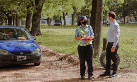 Continúan las pruebas de manejo para obtener la licencia de conducir