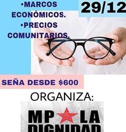 Se realizará campaña oftalmológica en Barrio Lubo