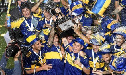 Boca campeón de la Copa Diego Maradona