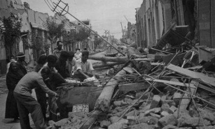 A 77 años del recordado terremoto de San Juan, la tierra volvio a temblar
