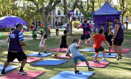 """La """"Juegoteca"""" vuelve este viernes cargada de propuestas culturales y deportivas"""