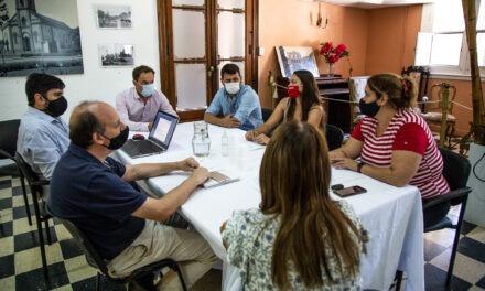 Abella les anunció a representantes de jardines maternales que podrán volver a abrir sus puertas