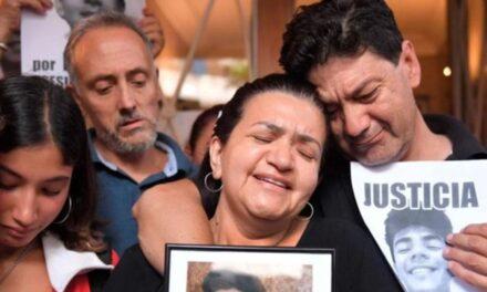 Fernando Baez Sosa: El dolor de los padres  en el primer fin de año sin su hijo