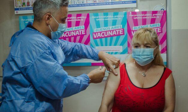 El Municipio llevará adelante operativos de inscripción para vacunarse contra el COVID-19