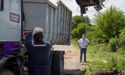 LA SECRETARÍA DE ESPACIO PÚBLICO AVANZA CON EL MANTENIMIENTO INTEGRAL DE LA CIUDAD