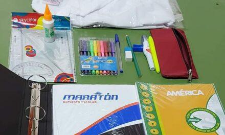 El Sindicato Municipal entregara Kits Escolares