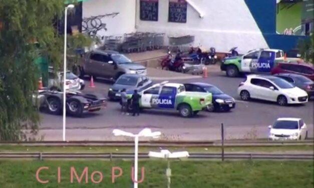 Gracias a las cámaras del CIMoPU se resolvió rápidamente un robo a un gimnasio