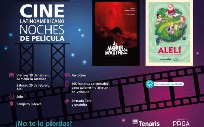 Mañana arranca unnuevo Ciclo de Cine Latinoamericano
