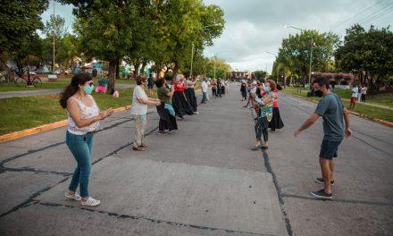 La Dirección de Cultura acompaña las clases de los talleres municipales