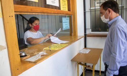 El Intendente puso a disposición de la Justicia el listado de las personas vacunadas en el Hospital