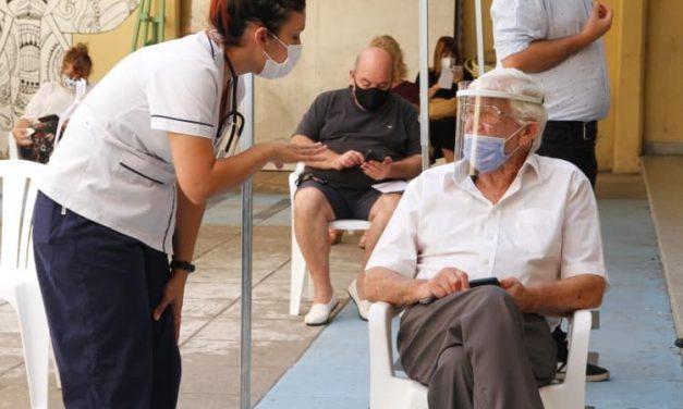 El Plan Vacunate se muda a la sede de la UTN